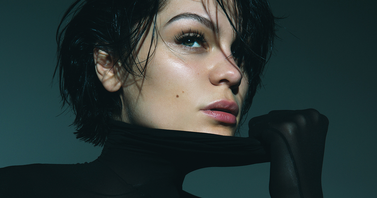 Jessie J no EDP Cool Jazz