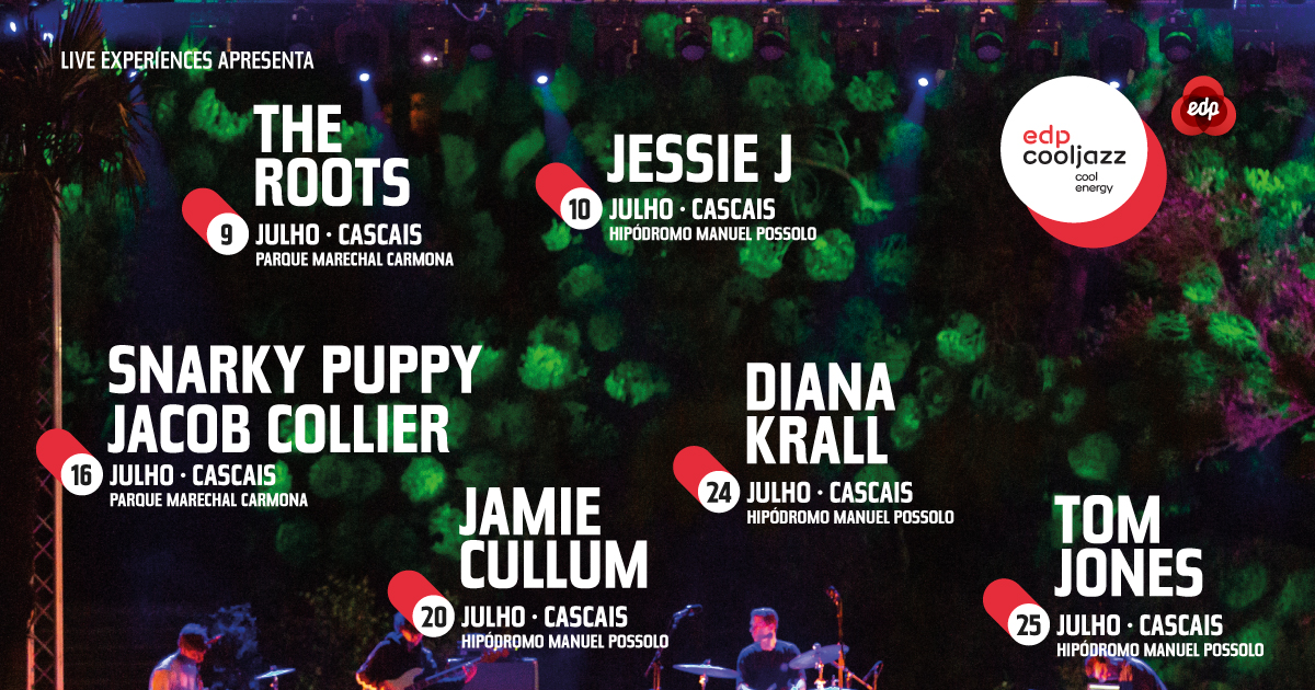 SNARKY PUPPY + JACOB COLLIER - EDPCOOLJAZZ 2019