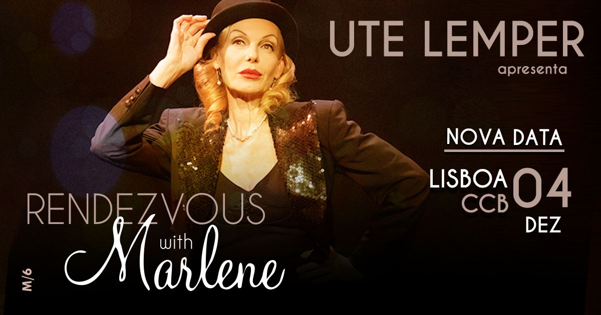 Ute Lemper ? Rendezvous With Marlene