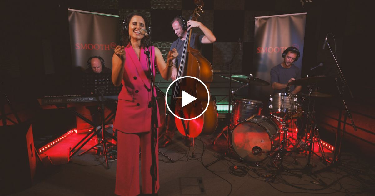 Smooth Christmas | Maria Mendes - Have Yourself a Merry Little Christmas (Hugh Martin / Ralph Blane)