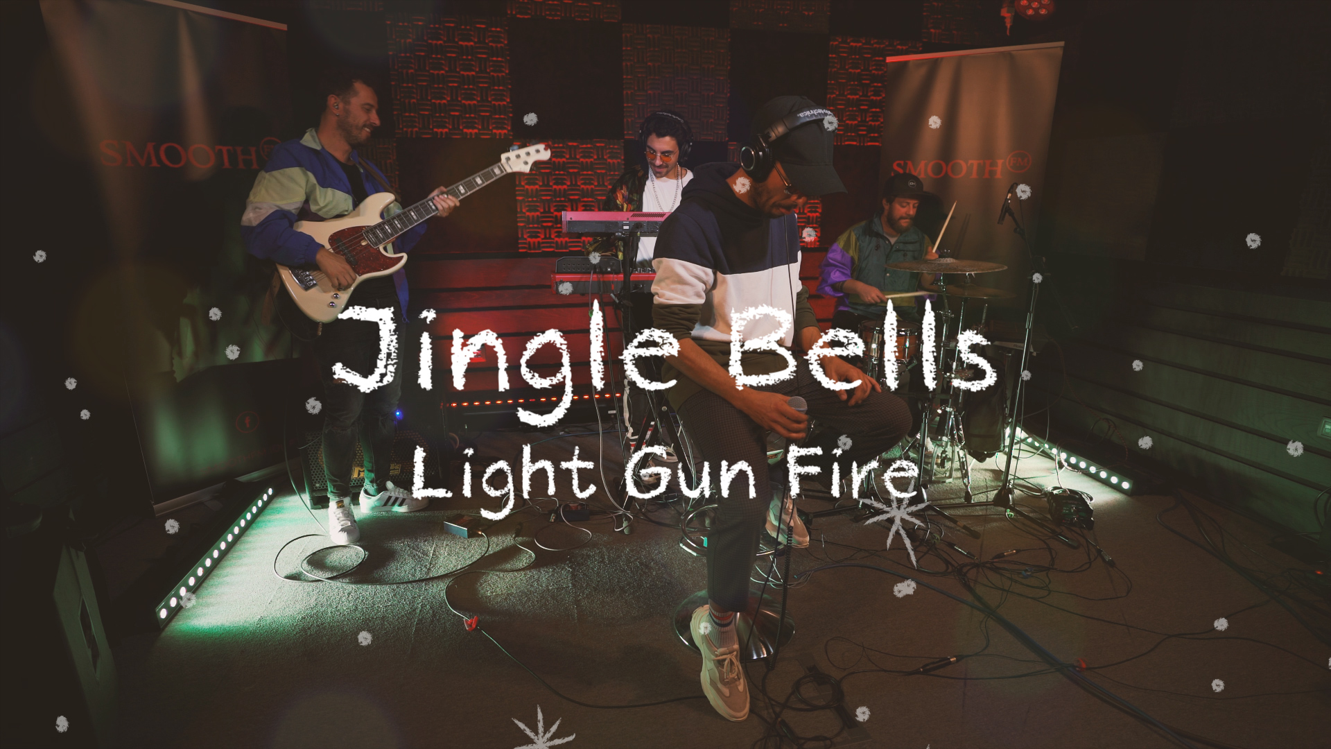 Smooth Christmas | Light Gun Fire - Jingle Bells